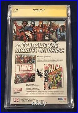 All-New X-Men #27 Ross 75 Years Color Variant CGC 9.8 Signed-Stan Lee on 11/4/18