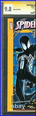Amazing Spider-Man #252 CGC 9.8 SIGNED STAN LEE Niagara Variant TOM HOLLAND MCU