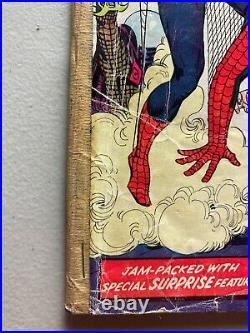 Amazing Spider-Man Annual 1 Canadian Variant 1964 Signed by Stan Lee