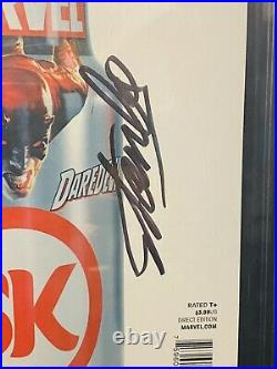Daredevil #8 CGC SS 9.8 Stan Lee and John Romita Sr signed SK Energy variant