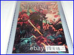 Doctor Strange #1 CGC SS Signed 125 Autograph STAN LEE Rebelka Variant CVR 9.8