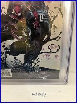 Marvel Venom #150 Signed by Stan Lee & Adam Kubert CGC 9.8 SS Rare 1100 Variant
