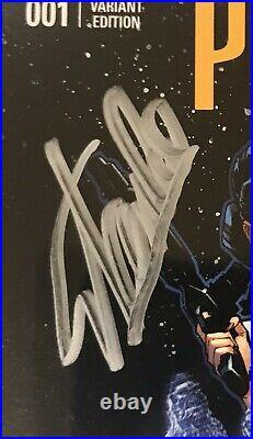 Princess Leia #1 J. Scott Campbell Variant 150 CGC 9.8 Signed- Stan Lee 11/4/18