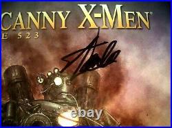 STAN LEE Signed 2010 Uncanny X-MEN #523 SS Marvel Comics CGC 9.8 NM/MT Variant