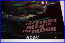 THE FIRST MEN IN THE MOON by Stan and Vince VARIANT Nautilus Art Prints Poster