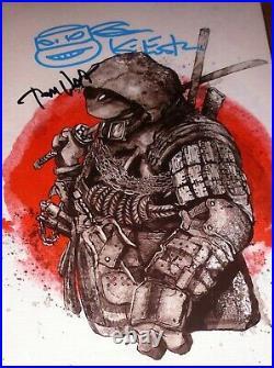 TMNT Last Ronin #1 Stan Yak Variant CGC SS 9.8 SIGNED Eastman +1 Nerd Store Hive