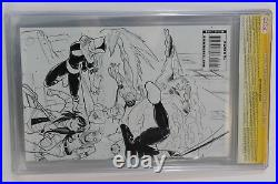 Ultimate Spider-Man #1 Variant CGC 9.8 SS Signature Series Signed Stan Lee