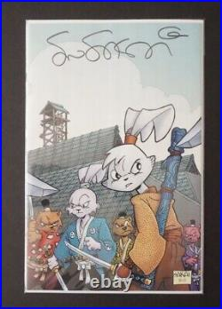 Usagi Yojimbo #20 Virgin Variant Signed By Stan Sakai 1st Appearance Yukichi Idw